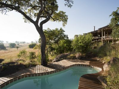 Explore Tanzania - Accommodatie Selous Game Reserve - SiwanduExplore Tanzania - Accommodatie Serengeti - Nomad Lamai Private