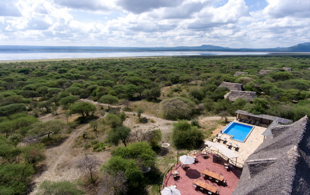 Explore Tanzania - Accommodatie Tarangire - Lake Burunge