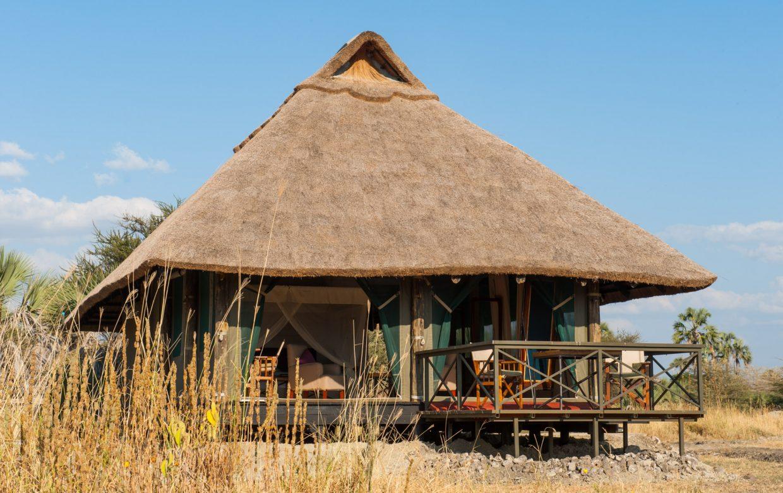 Explore Tanzania - Accommodatie Tarangire - Maramboi Tented Camp