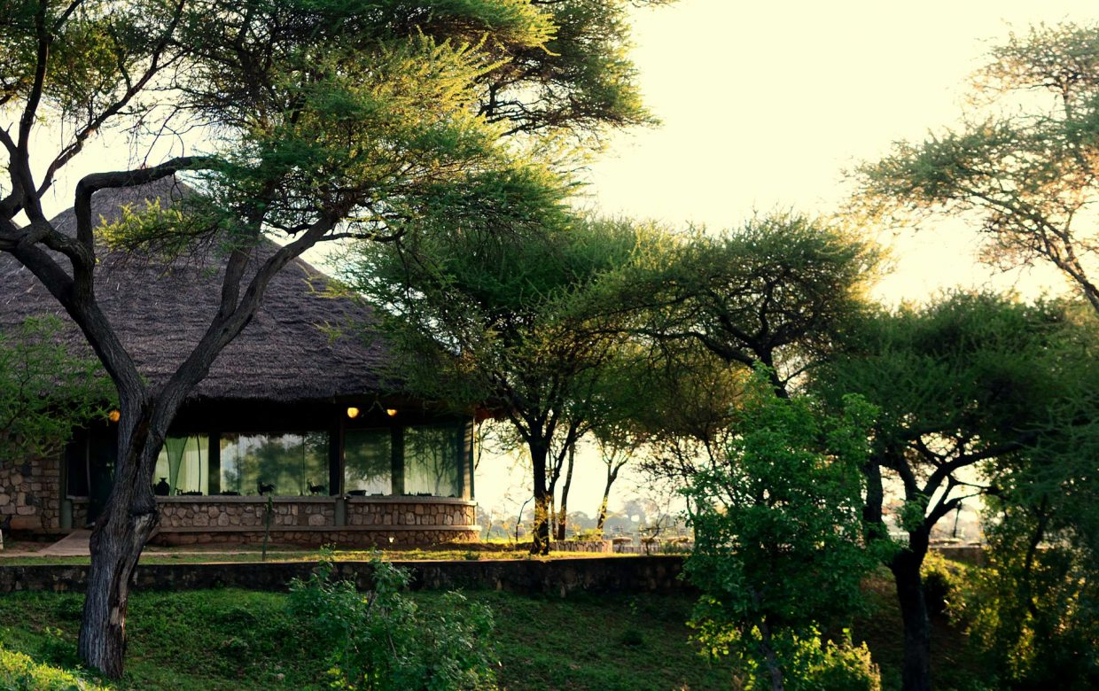 Explore Tanzania - Accommodatie Tarangire - Tarangire Safari Lodge