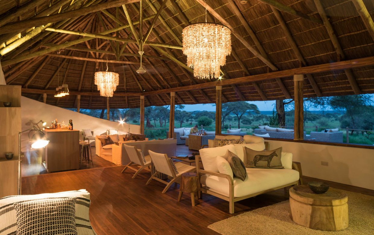 Explore Tanzania - Accommodatie Tarangire - Sanctuary Swala Camp