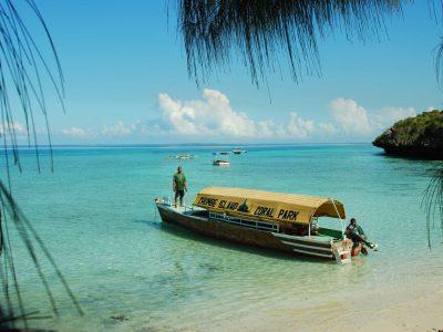 Explore Tanzania - Accommodatie Zanzibar - Chumbe Island Coral Park