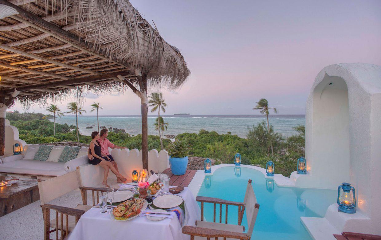 Accommodatie - Zanzibar - Matemwe Retreat