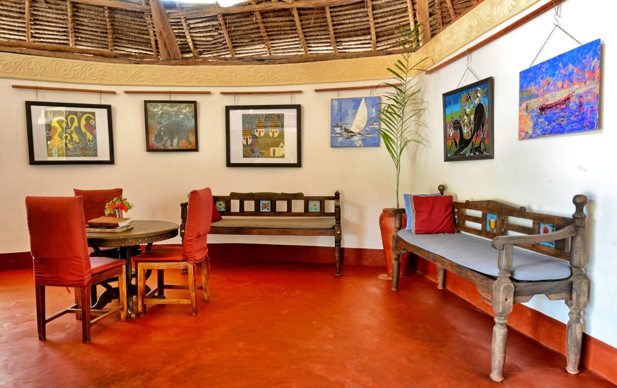 Accommodatie - Zanzibar - Pongwe Beach Hotel