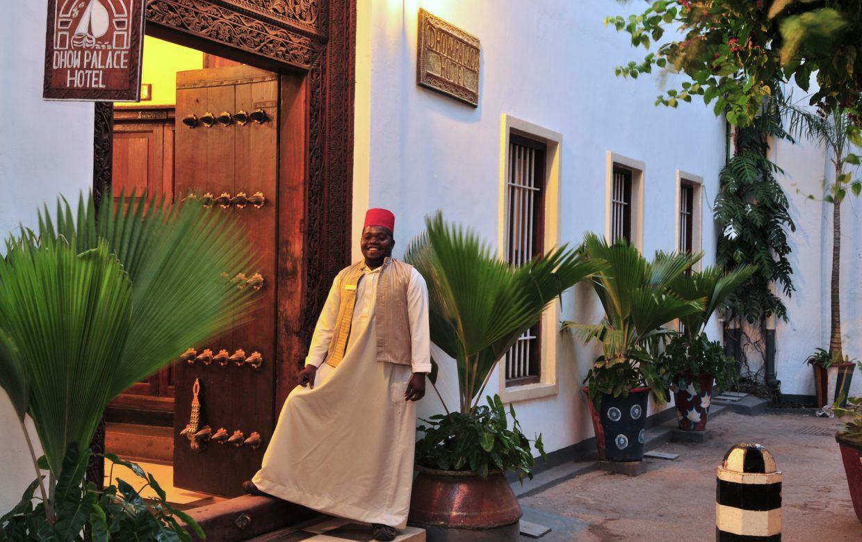 Explore Tanzania - Accommodatie Zanzibar Stone Town - Dhow Palace