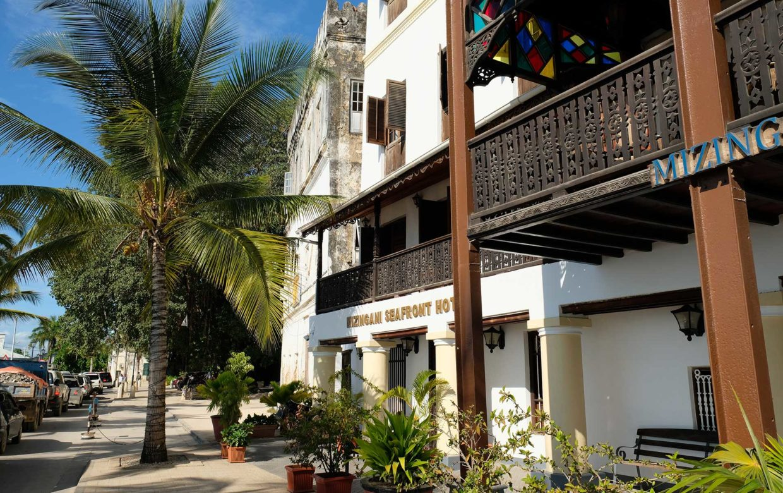 Accommodatie Zanzibar - Stone Town - Mizingani Seafront Hotel