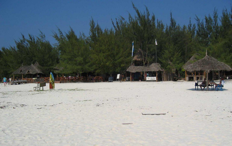 Accommodatie Zanzibar - Sunset Bungalows
