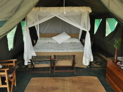 Explore Tanzania - Accommodatie Selous Game Reserve - SiwanduExplore Tanzania - Accommodatie Serengeti - Kirurumu Serengeti Camp