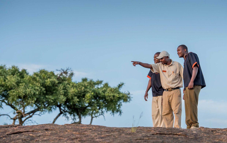 Explore Tanzania - Accommodatie Selous Game Reserve - SiwanduExplore Tanzania - Accommodatie Serengeti - Nomad Serengeti Safari Camp - Sanctuary Kichakani Serengeti Camp