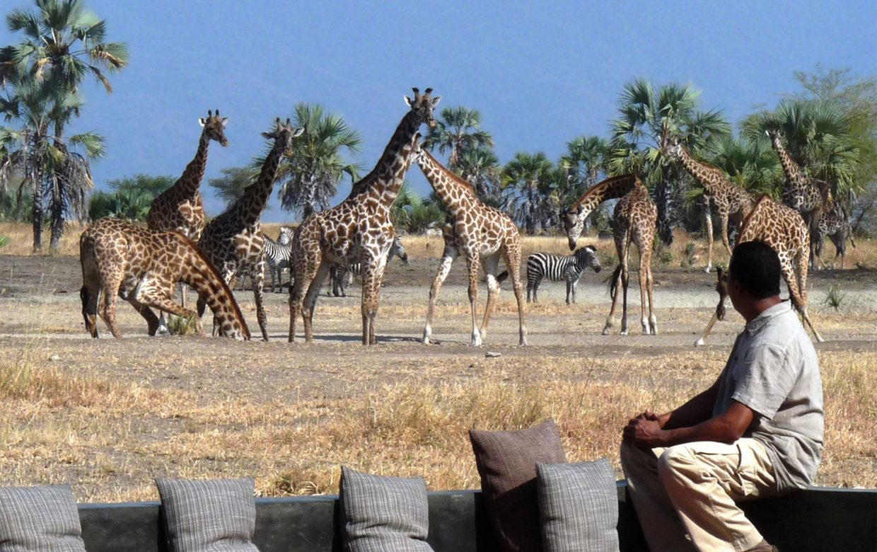 Explore Tanzania - Accommodatie Tarangire - Chem Chem
