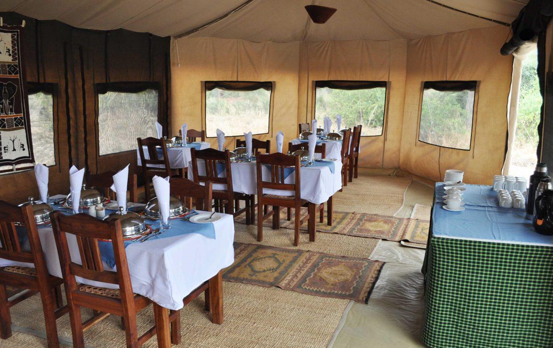 Explore Tanzania - Accommodatie Tarangire - Kirurumu Tarangire Lodge