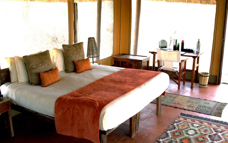 Explore Tanzania - Accommodatie Tarangire - Little Oliver's Camp