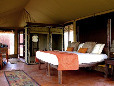 Explore Tanzania - Accommodatie Tarangire - Little Oliver's Camp