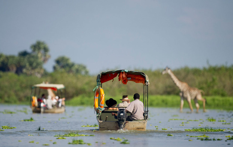 De Big Five in Zuid Tanzania