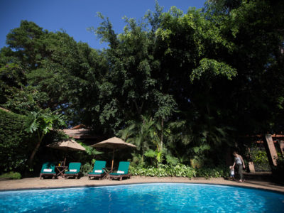 Accommodatie Arusha - Arusha Coffee Lodge