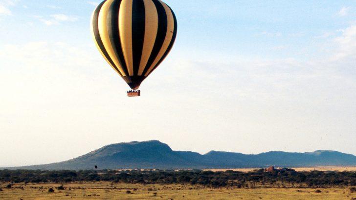 Soorten safari's in Tanzania