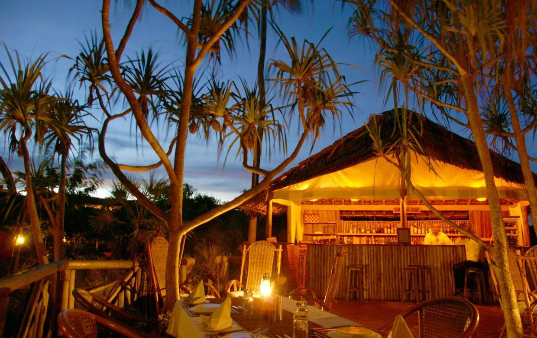 Accommodatie - Saadani National Park - Saadani Safari Lodge