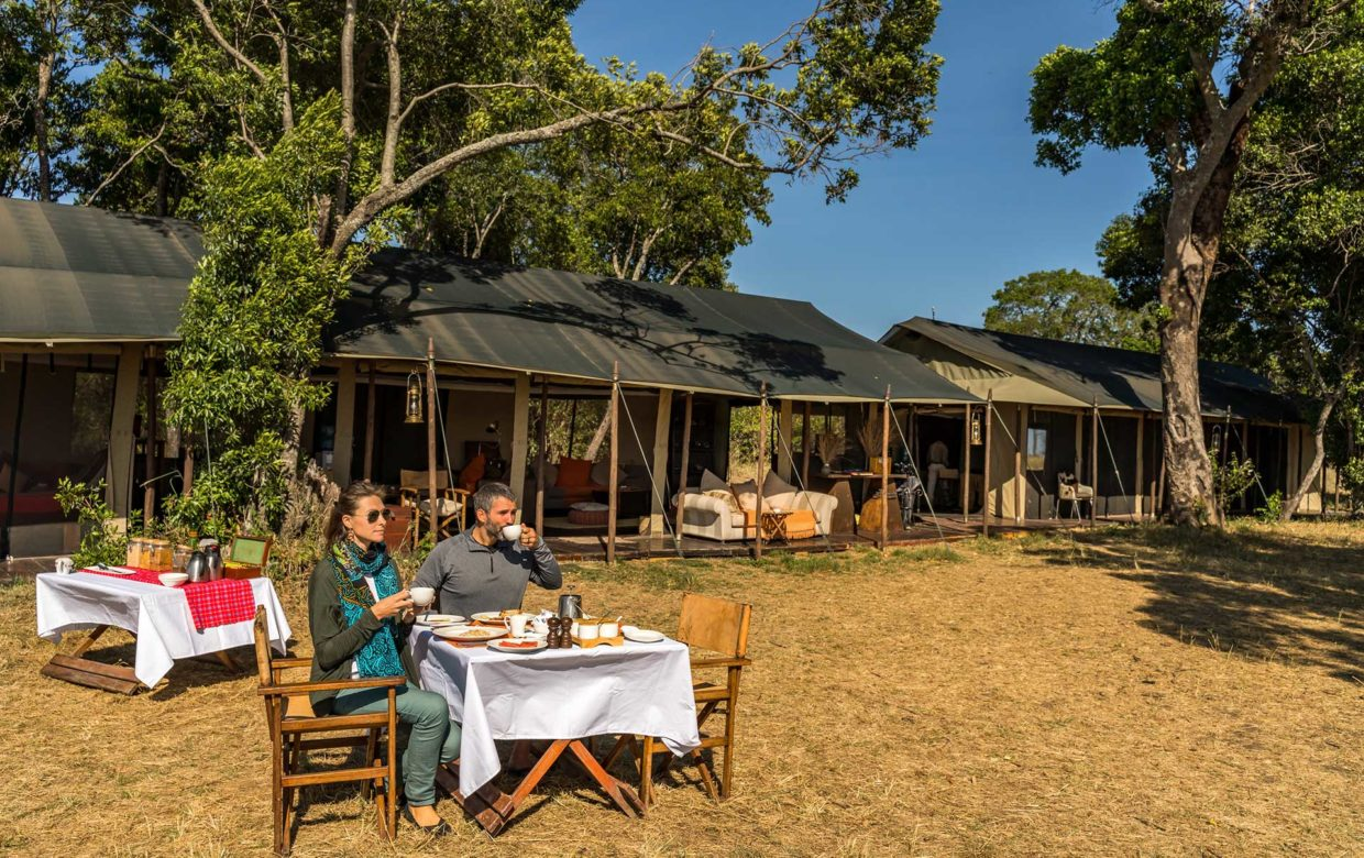 Accommodatie Serengeti - Lemala Mara and Ndutu Tented Camp