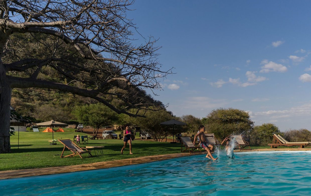 Accommodatie Lake Manyara National Park - Migombani Camp