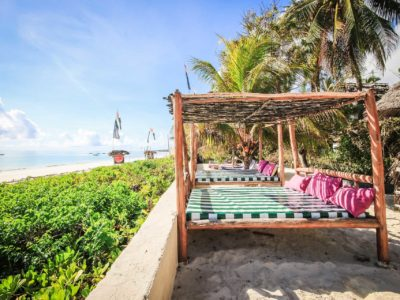 Accommodatie Zanzibar - Blue Reef Lodge en Bungalows