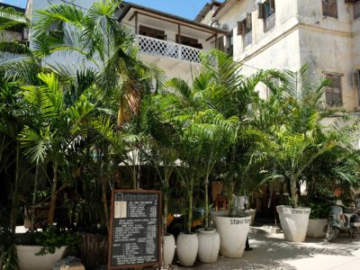 Accommodatie Zanzibar - Stone Town Cafe B&B