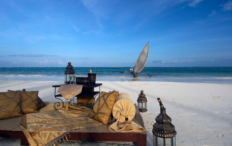 Accommodatie Zanzibar - The Palms