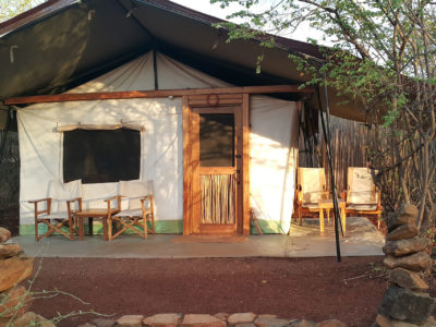 Accommodatie Lake Manyara National Park - Isoitok Camp
