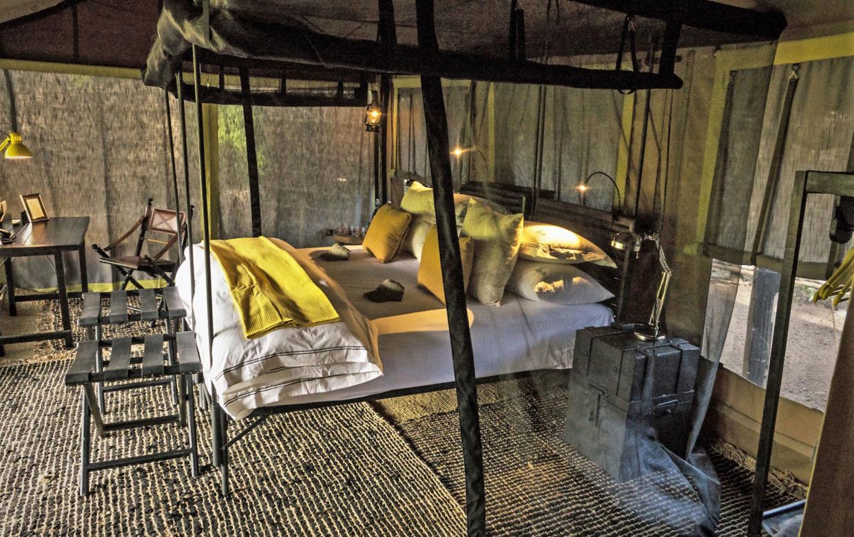 Accommodatie Tarangire - Forest Chem Chem