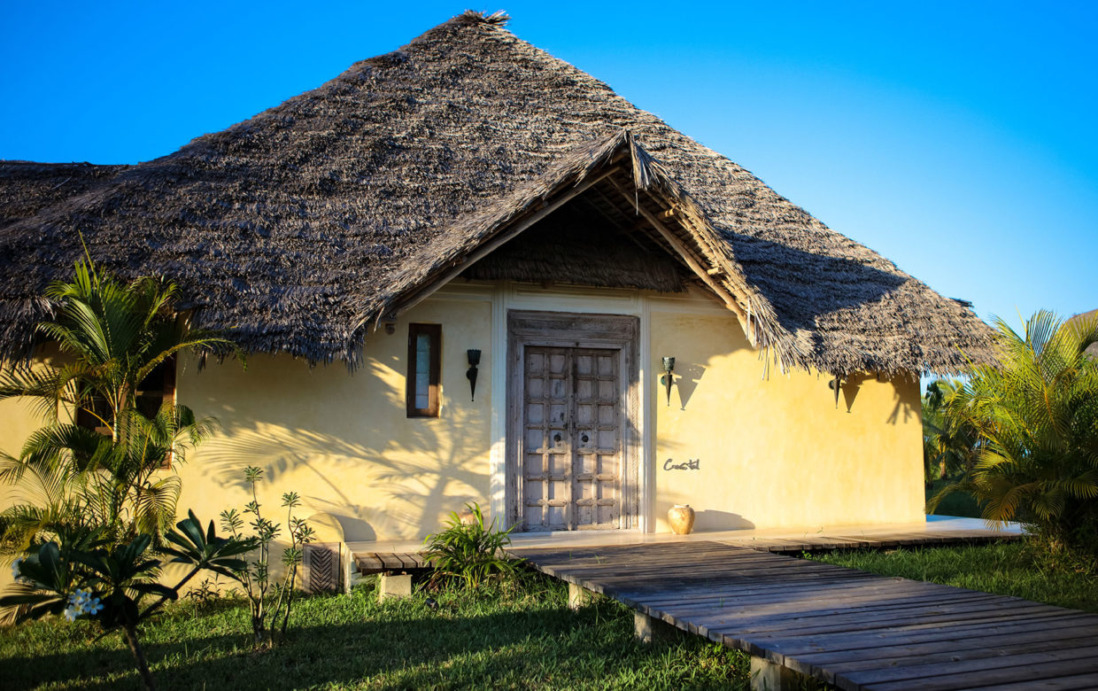 Accommodatie Zanzibar - Qambini Luxury Resort