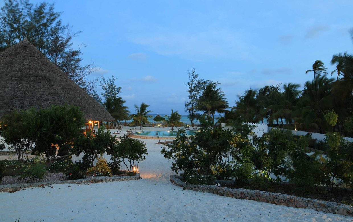 Accommodatie Zanzibar - Ujamaa Beach Resort