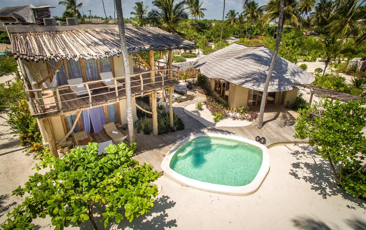 Accommodatie Zanzibar - White Sand Luxury Villas