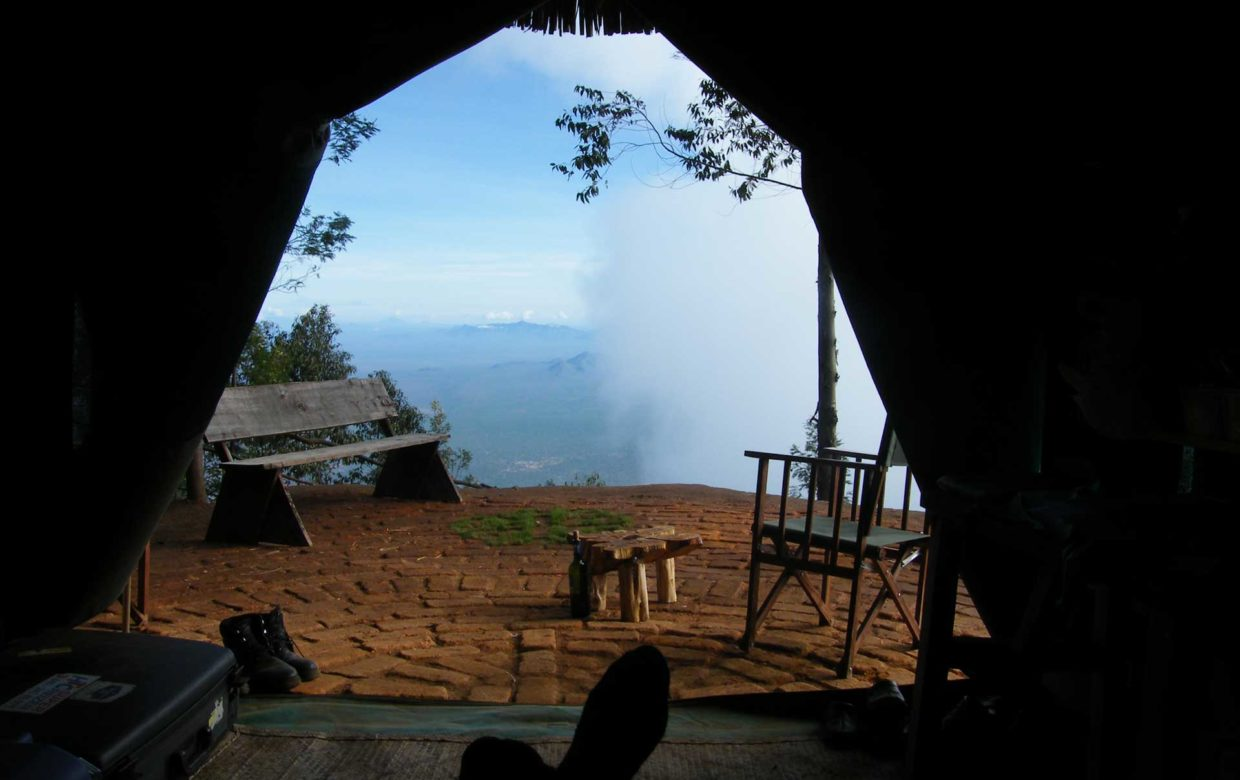 Usambara Mountains - Mambo View Point Eco Lodge