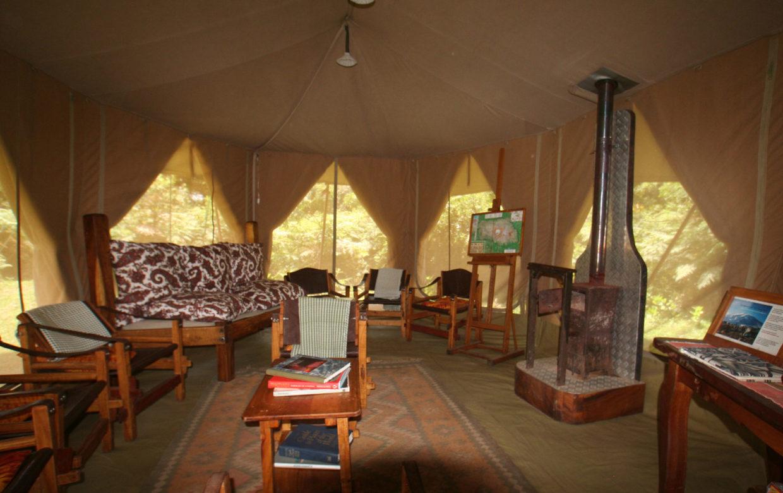 Arusha National Park - Itikoni Camp