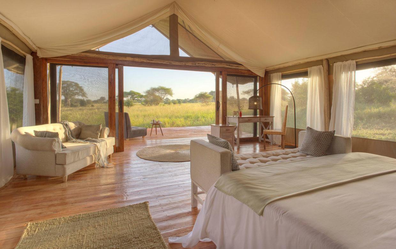 Tarangire Ndovu Tented Lodge