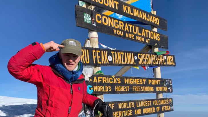 War Child Kilimanjaro Challenge 2020