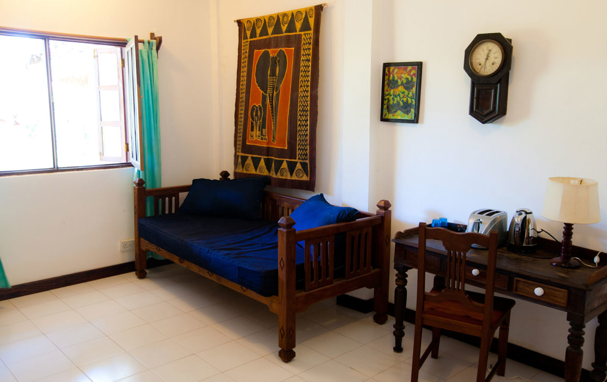 Zanzibar accommodatie - Flame Tree Cottages