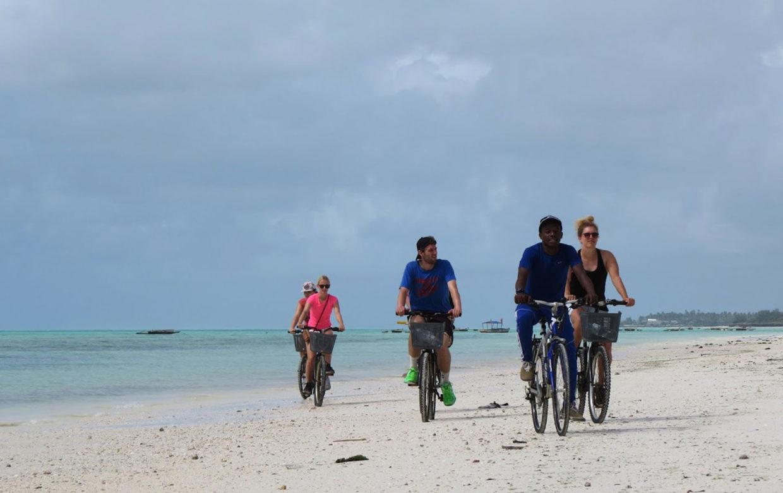 Zadelpijn op Zanzibar