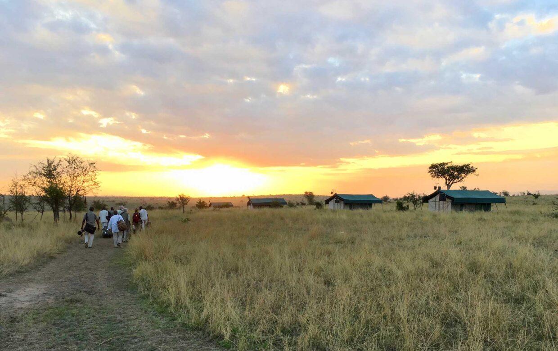 Chaka Mobile Camp