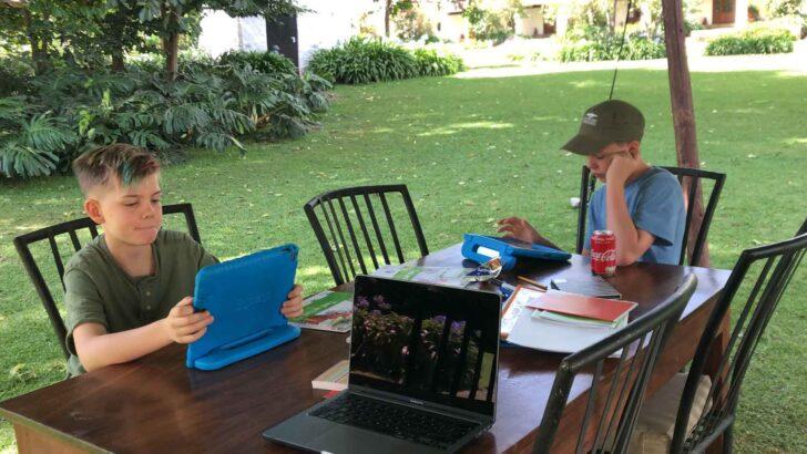 Thuisonderwijs in Tanzania