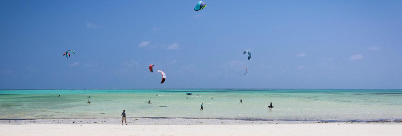 Kitesurfen Zanzibar