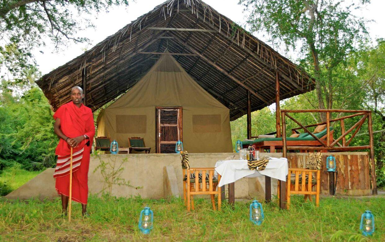Selous Kulinda Camp